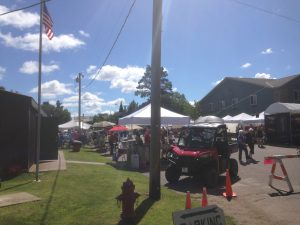 Hackensack, MN Art and Book Fair 2016