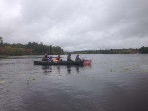 Hunter Lake.